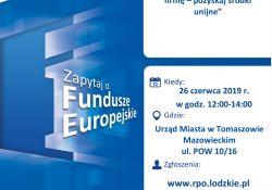 Przedsiębiorco, rozwiń swoją firmę – pozyskaj środki unijne