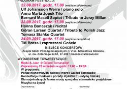 2. Love Polish Jazz Festival. Bilety już w sprzedaży!