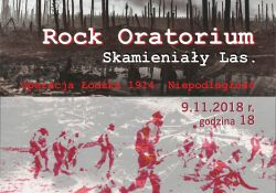 Rock Oratorium. Skamieniały Las