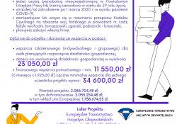 """Projekt: """"Łódź dla młodych przedsiębiorców"""""""