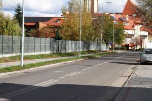 Ulica Kombatantów zyskała nowy wygląd