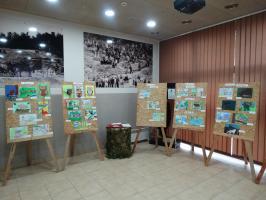 Wystawa prac Konkursu Plastycznego