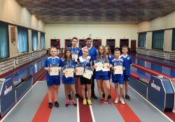 Sukcesy tomaszowian na Mistrzostwach Młodzików w Kręglarstwie Klasycznym