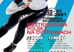 Mistrzostwa Polski na Dystansach w Arenie Lodowej
