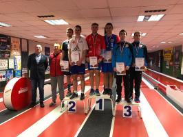 Podwójne złoto Mateusza Goździka na Mistrzostwach Polski Juniorów w kręglarstwie