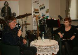 Spotkanie autorskie z Wiesławem Królikowskim