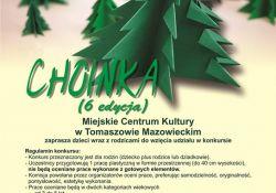 """Konkurs plastyczny """"Choinka"""""""