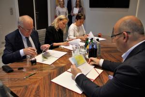 Umowa o partnerstwie podpisana. Działamy wspólnie  na rzecz miasta i regionu [środki norweskie]