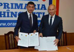 Będziemy współpracować z mołdawskim miastem Hîncești