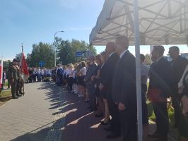 Uczcili 79. rocznicę agresji ZSRR na Polskę i Światowy Dzień Sybiraka