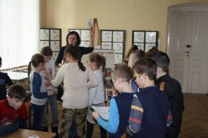 Warsztaty historyczne w Muzeum