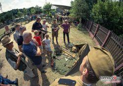 Piknik Militarny w Skansenie Rzeki Pilicy [ZDJĘCIA]