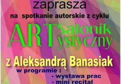 Salonik ARTystyczny w filii MOK