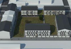 Mieszkanie TM Plus. Nowy przetarg na budowę 3 bloków