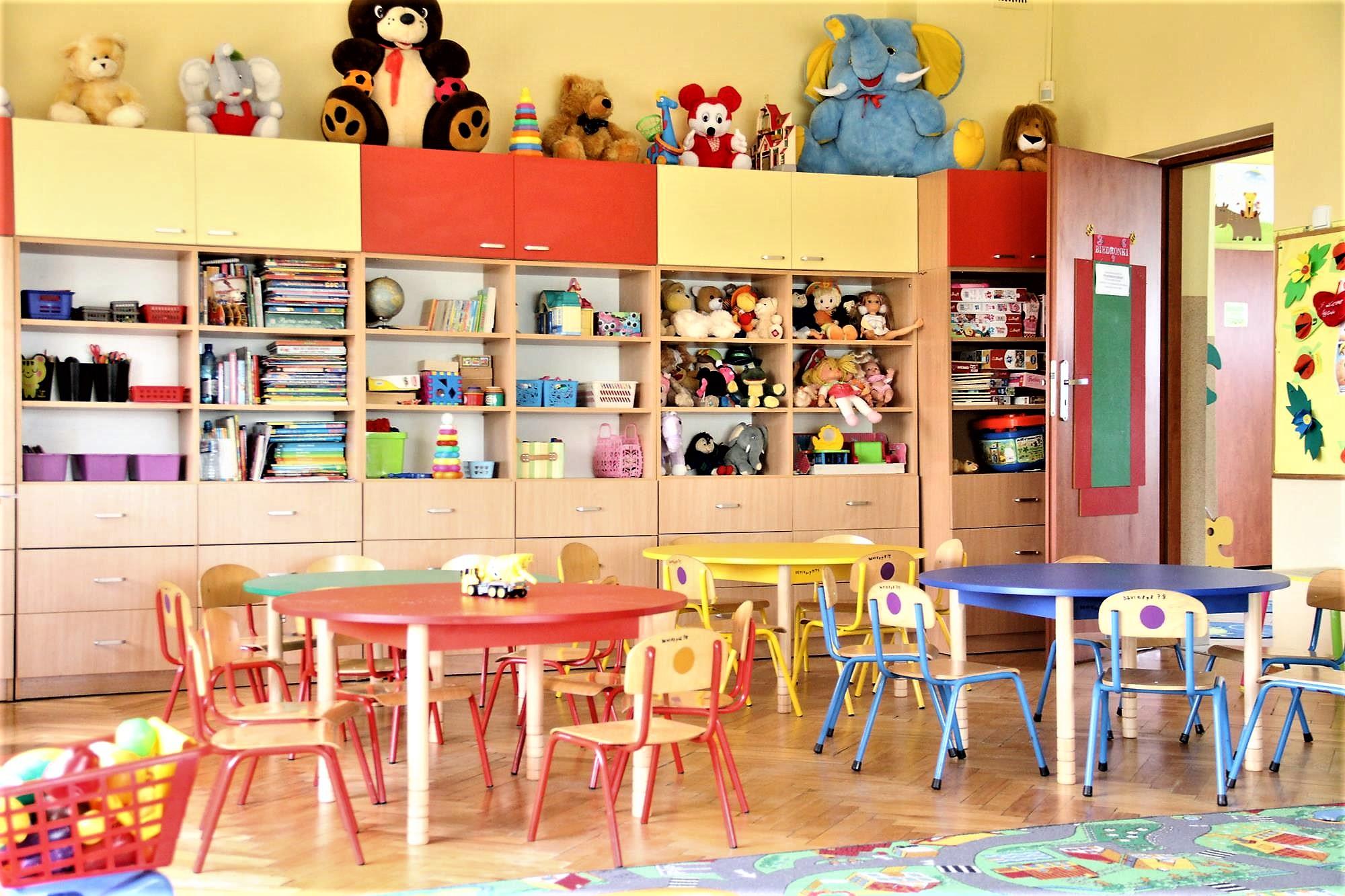 przedszkole sala nabór 2020