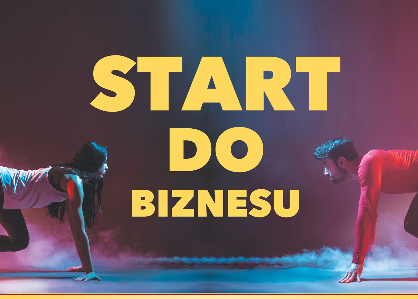 start do biznesu