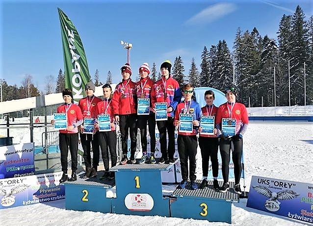 mistrzostwa Polski młodzików łyżwairstwo Zakopane 2020