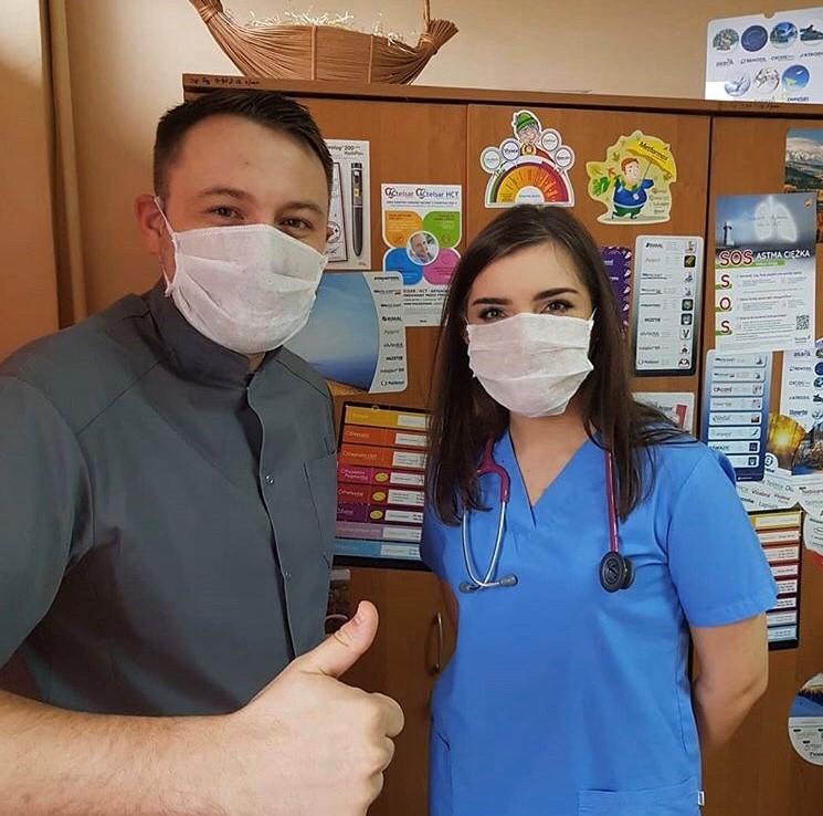tomaszowianie pandemia pomoc