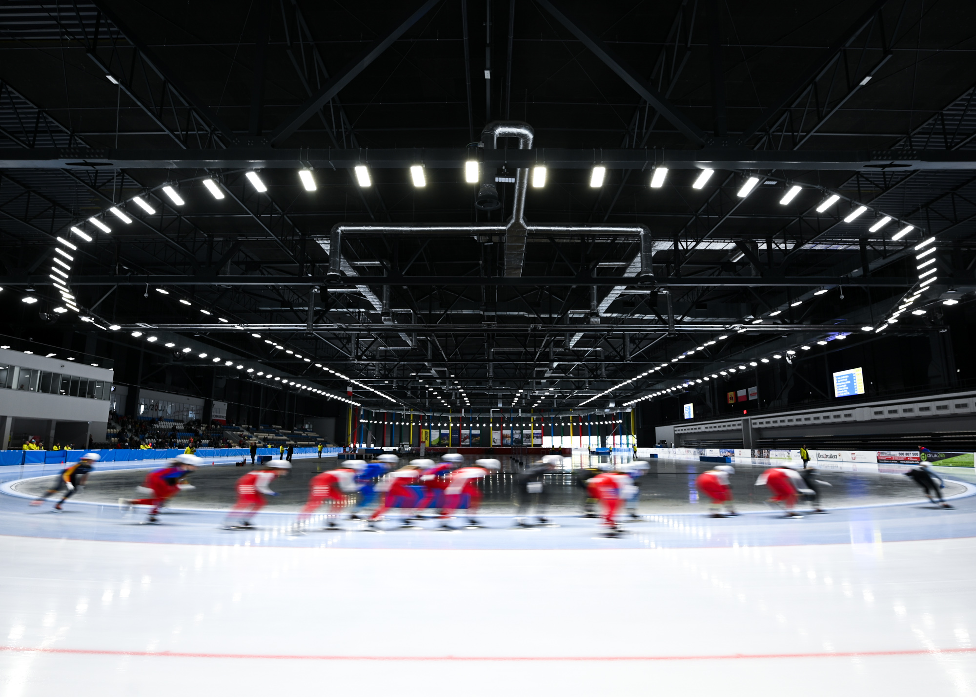 mistrzostwa świata juniorów w łyżwiarstwie szybki luty 2020