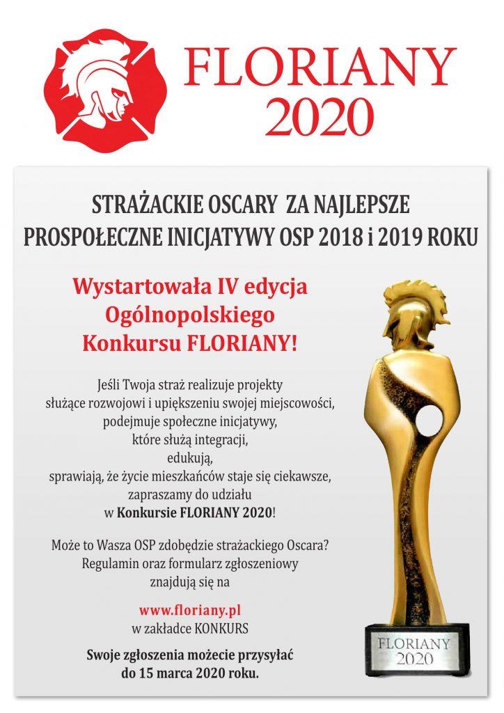 Floriany 2020 konkurs OSP