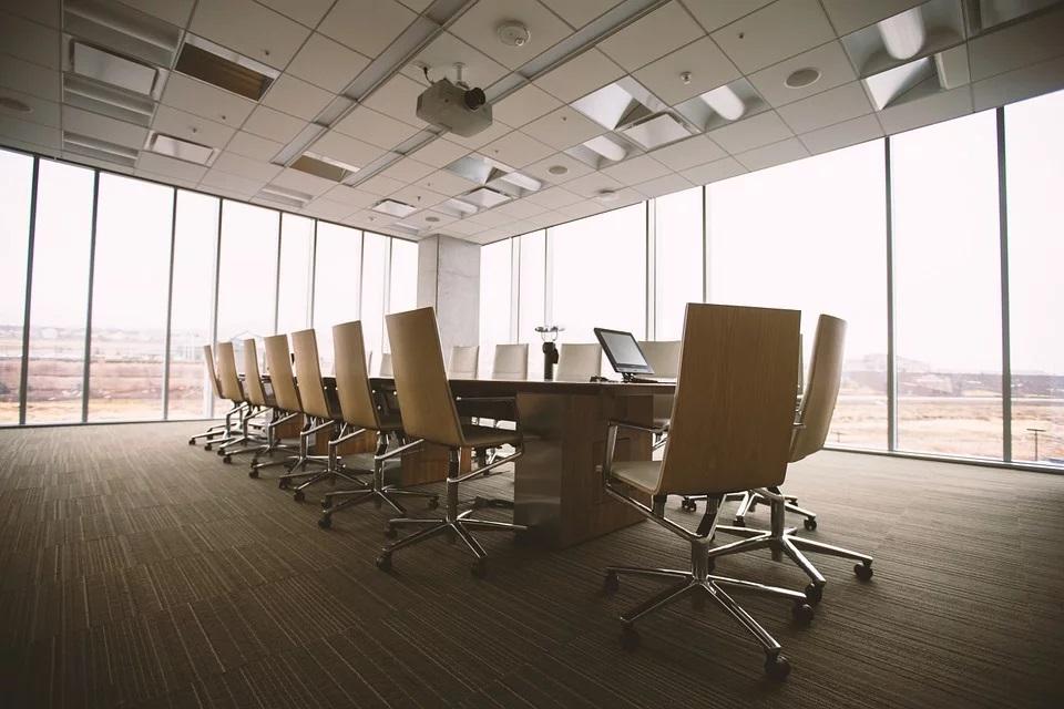 sala konferencyja ŁSSE spotkanie