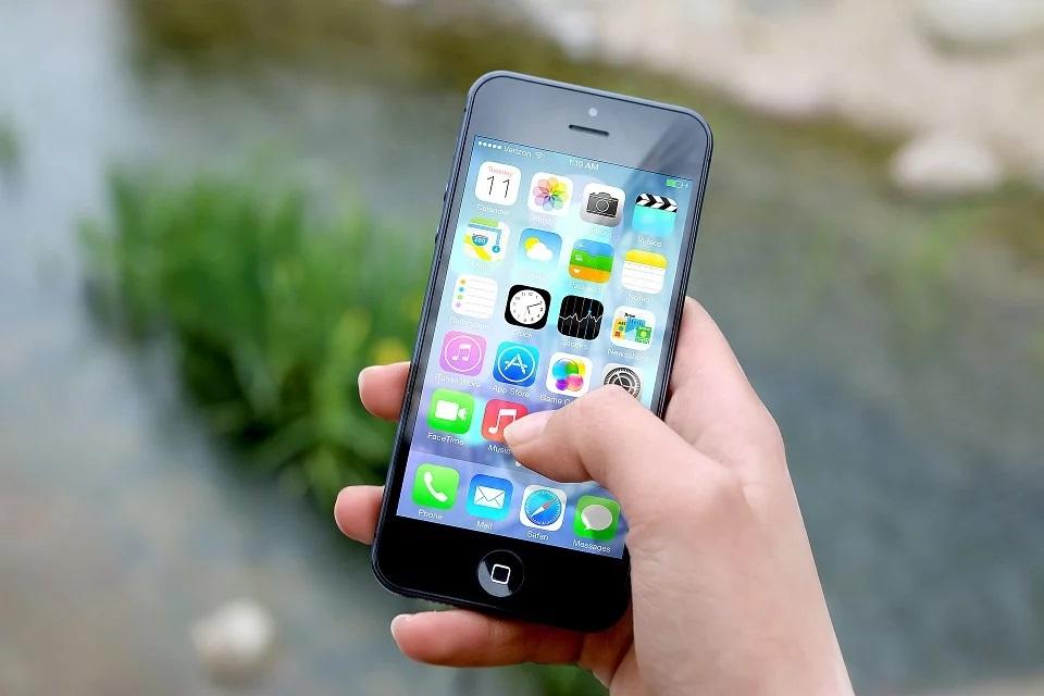 telefon aplikacji